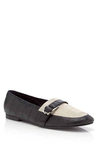Medium newbark black harrison loafers