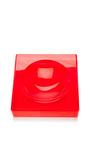 Red Chicklet Bowl by ALEXANDRA VON FURSTENBERG Now Available on Moda Operandi