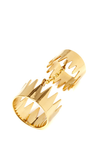 Carnivore Ring by ANNELISE MICHELSON Now Available on Moda Operandi