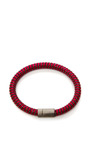 18 K Gold Plated And Cotton Twister Bracelet by CAROLINA BUCCI Now Available on Moda Operandi