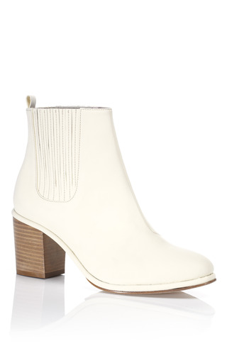 Medium opening ceremony white off white brenda boot
