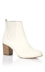 Off White Brenda Boot by OPENING CEREMONY Now Available on Moda Operandi