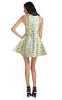 Plunge Neck Dress by OPENING CEREMONY Now Available on Moda Operandi