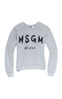 Msgm Sweatshirt by MSGM Now Available on Moda Operandi