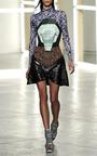 Guipure & Brocade Strapless Dress by RODARTE for Preorder on Moda Operandi