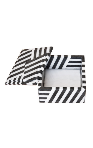 Fractured Marble Box by KELLY WEARSTLER for Preorder on Moda Operandi