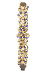 Juliana Crackled Glass Marquis Bracelet by CAROLE TANENBAUM for Preorder on Moda Operandi