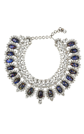 Medium carole tanenbaum multi alan anderson diamante necklace