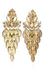 Rhinestone Dangle Earring by CAROLE TANENBAUM for Preorder on Moda Operandi