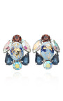 Juliana Easter Egg Earring by CAROLE TANENBAUM for Preorder on Moda Operandi