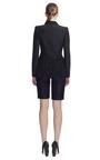 Cotton And Silk Mikado Jacket With Feather Detail by CAROLINA HERRERA for Preorder on Moda Operandi