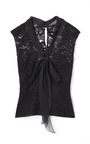 Lace Silk Blouse by CAROLINA HERRERA for Preorder on Moda Operandi