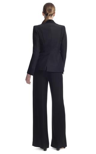 Silk Crepe Pant by CAROLINA HERRERA for Preorder on Moda Operandi