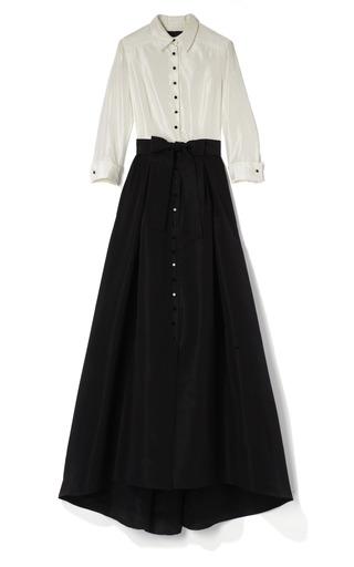 Silk Tafetta Gown by CAROLINA HERRERA for Preorder on Moda Operandi
