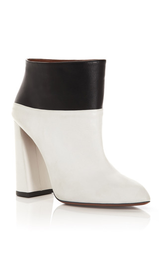 Medium calvin klein collection black helen bootie