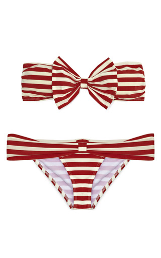 Medium ete swim stripe the gigi bikini