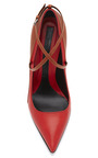 Strappy Two Tone Pump by NARCISO RODRIGUEZ for Preorder on Moda Operandi