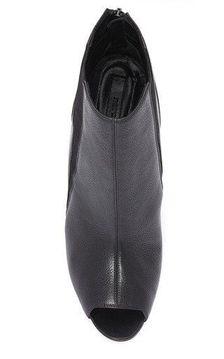 Open Toe Bootie by NARCISO RODRIGUEZ for Preorder on Moda Operandi