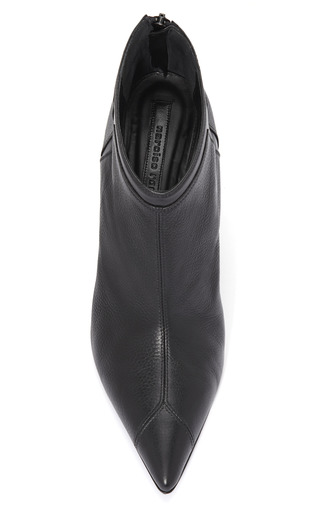 Pointed Toe Wedge Bootie by NARCISO RODRIGUEZ for Preorder on Moda Operandi