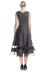 Sculpted Suspension Dress by DONNA KARAN for Preorder on Moda Operandi