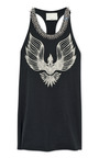 Laundered Cotton Jersey Phoenix Tank by 3.1 PHILLIP LIM for Preorder on Moda Operandi