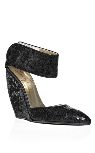 Medium walter steiger black versus shoe