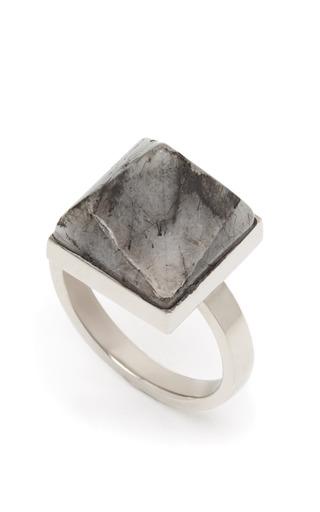 Single Pyramid Ring by KELLY WEARSTLER for Preorder on Moda Operandi