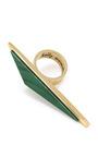 Malachite Point Ring by KELLY WEARSTLER for Preorder on Moda Operandi