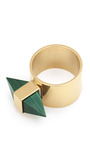 Dual Point Ring by KELLY WEARSTLER for Preorder on Moda Operandi