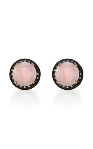 Medium andrea fohrman multi pink opal kat earring