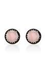 Pink Opal Kat Earring by ANDREA FOHRMAN for Preorder on Moda Operandi