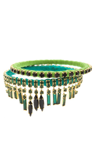 Iris Bracelet by PAULA BIANCO for Preorder on Moda Operandi