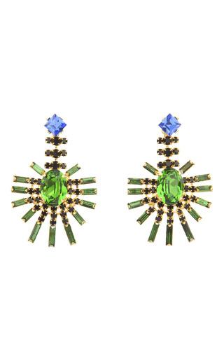 Palm Earrings by PAULA BIANCO for Preorder on Moda Operandi