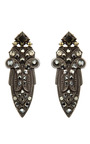 Dragonfly Earrings by PAULA BIANCO for Preorder on Moda Operandi