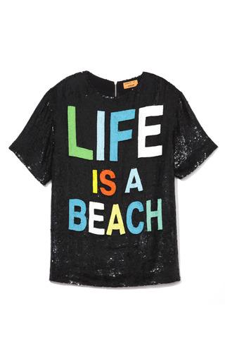 Medium ashish multi life is a beach tee