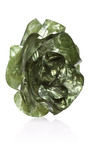 Armani Large Flower Pin by CAROLE TANENBAUM for Preorder on Moda Operandi