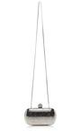 Silver Jewelry Metallic Minaudiere by SERPUI for Preorder on Moda Operandi
