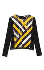 Combo Long Sleeve Tee Shirt by JASON WU for Preorder on Moda Operandi