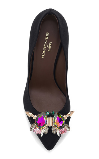 Koroneia Pump by MAWI FOR BRUNO MAGLI for Preorder on Moda Operandi