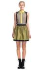 Color Blocked Sleeveless Blouse by JONATHAN SIMKHAI for Preorder on Moda Operandi