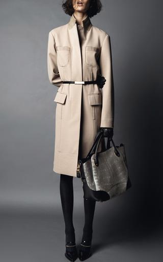 Punto Milano Coat by NINA RICCI for Preorder on Moda Operandi