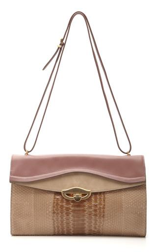 Medium nina ricci brown mon amour shoulder bag 2