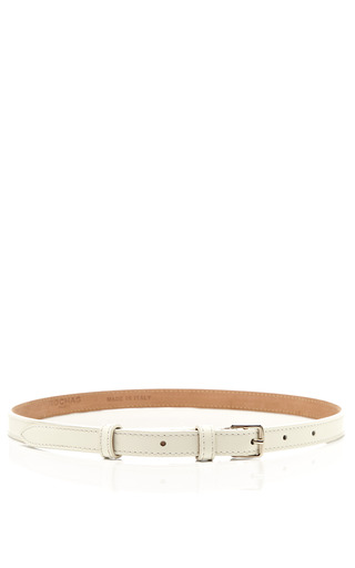 Medium rochas white belt