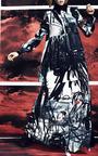 Cady Atom Age Grafitti Skirt by GILES for Preorder on Moda Operandi