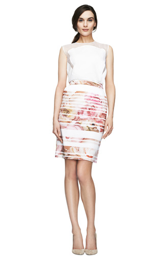 Lena Skirt by PREEN BY THORNTON BREGAZZI Now Available on Moda Operandi