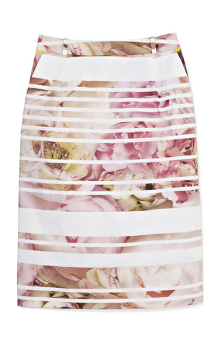 Medium preen print lena skirt