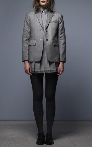 Oversized Blazer by THOM BROWNE for Preorder on Moda Operandi