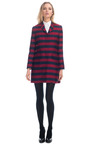 Chesterfield Overcoat by THOM BROWNE for Preorder on Moda Operandi
