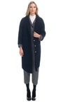 Curved Hem Side Tab Trouser by THOM BROWNE for Preorder on Moda Operandi