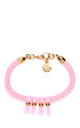 Frankie Knot Detail Rope Bracelet by CAROLINE BAGGI Now Available on Moda Operandi